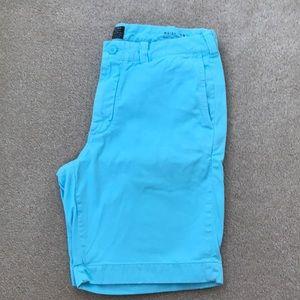 J. Crew men's shorts size 33 waist 9 in inseam